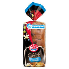 Tip Top - Bread Cafe - Blueberry & Vanilla (500g)
