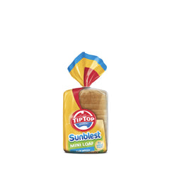 Tip Top Sunblest Mini Loaf Soft White 400g , Z-Bakery - HFM, Harris Farm Markets