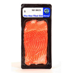 Ocean Trout - Boneless Fillets Prepacked (300-450g) The One That Got Away