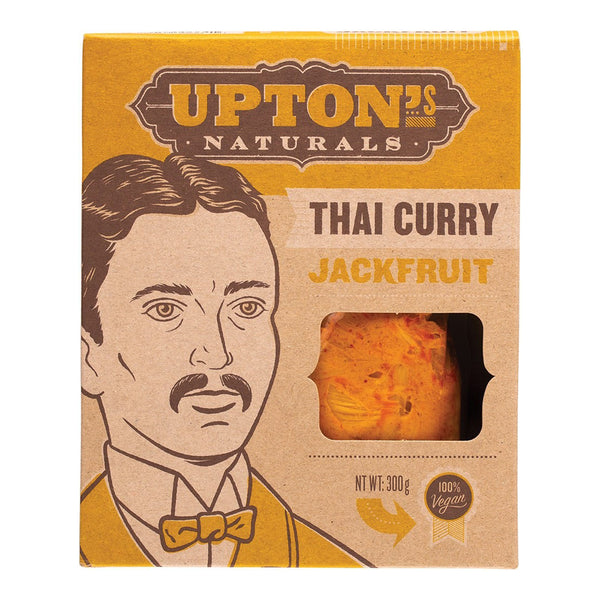 Upton's Naturals Thai Curry Jackfruit | Harris Farm Online