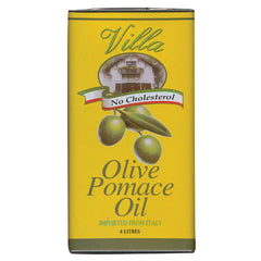 Villa Pomace Olive Oil 4l , Grocery-Oils - HFM, Harris Farm Markets