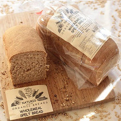 Naturis Spelt Wholemeal Loaf 680g , Z-Bakery - HFM, Harris Farm Markets