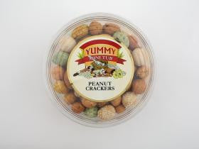 Yummy Peanut Crackers 150g , Grocery-Nuts - HFM, Harris Farm Markets