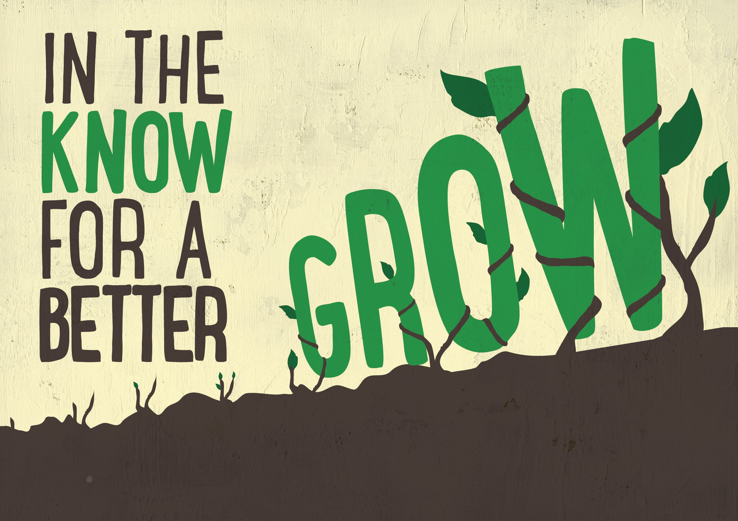 In the know for a better grow image