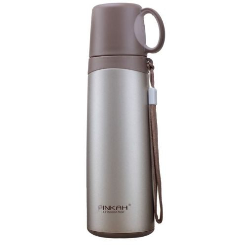 Bouteille Isotherme Inox<br/> Thermos Voyage