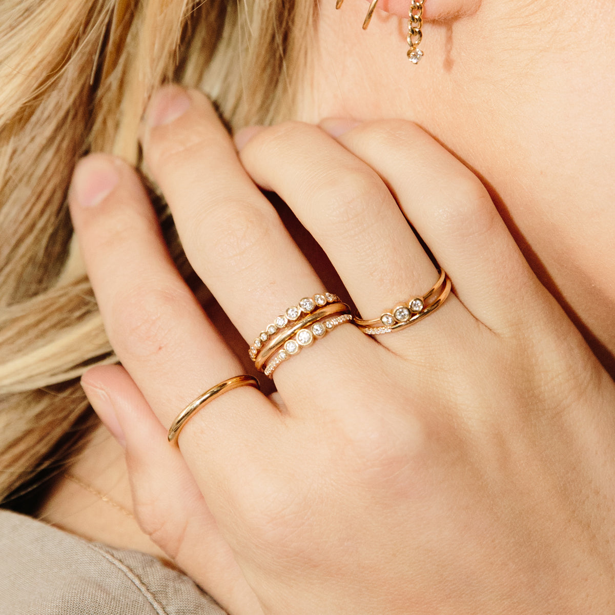 Zoe Chicco Creating Modern And Personalized Demi Fine And Fine Jewelry Since 2000