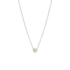 14k trillion diamond choker necklace