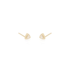 14k trillion diamond studs