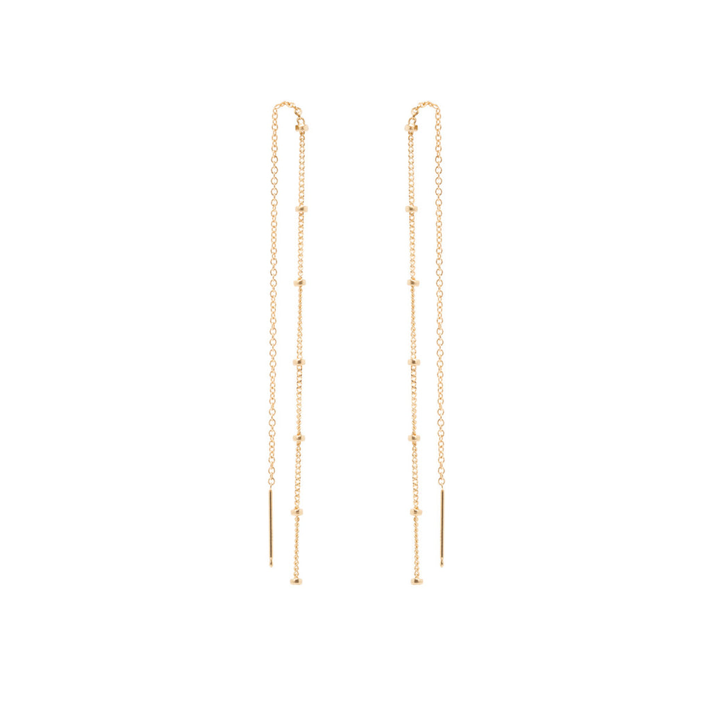 14k satellite chain threaders