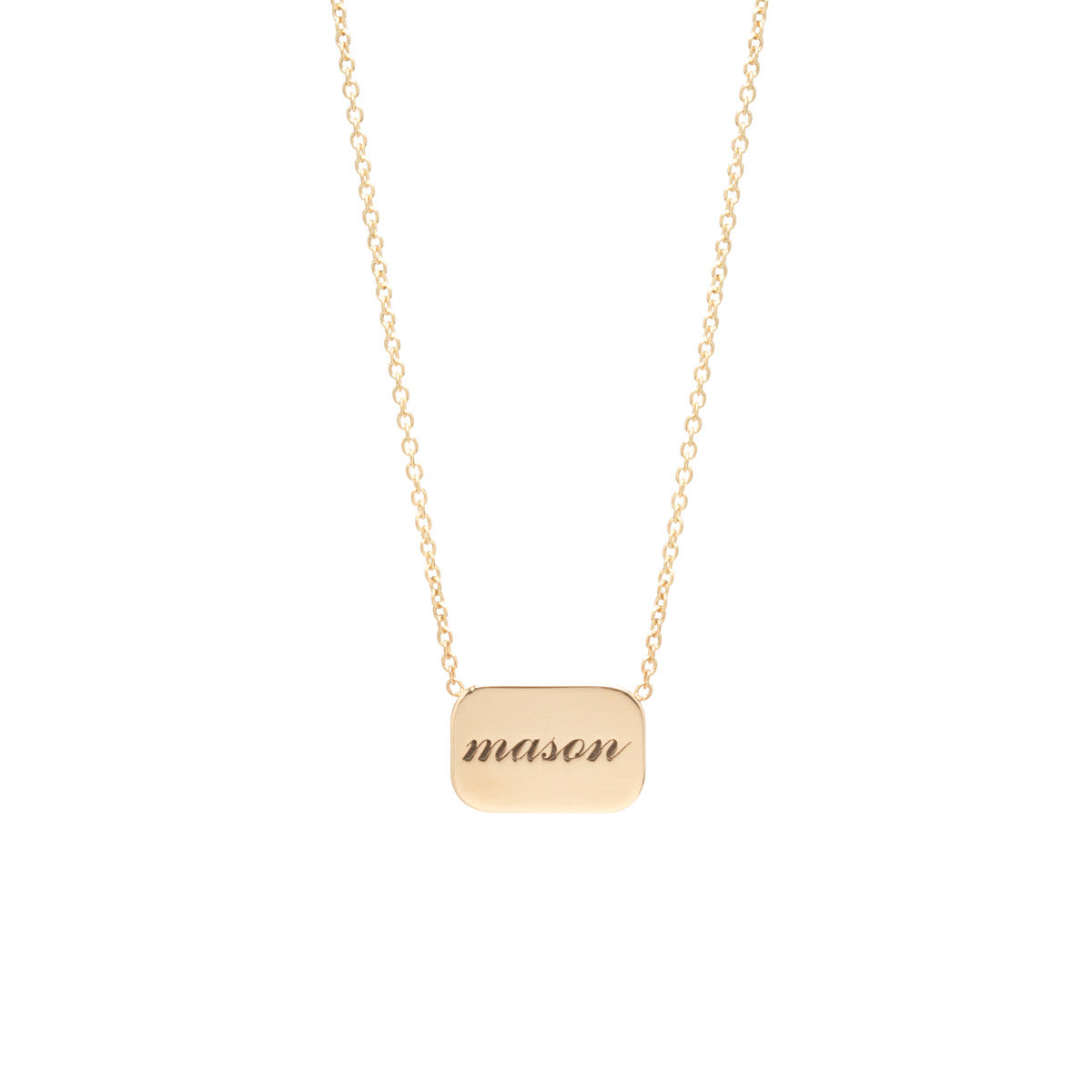fiorelli rectangle semicircle amp rose necklace silver pav gold image