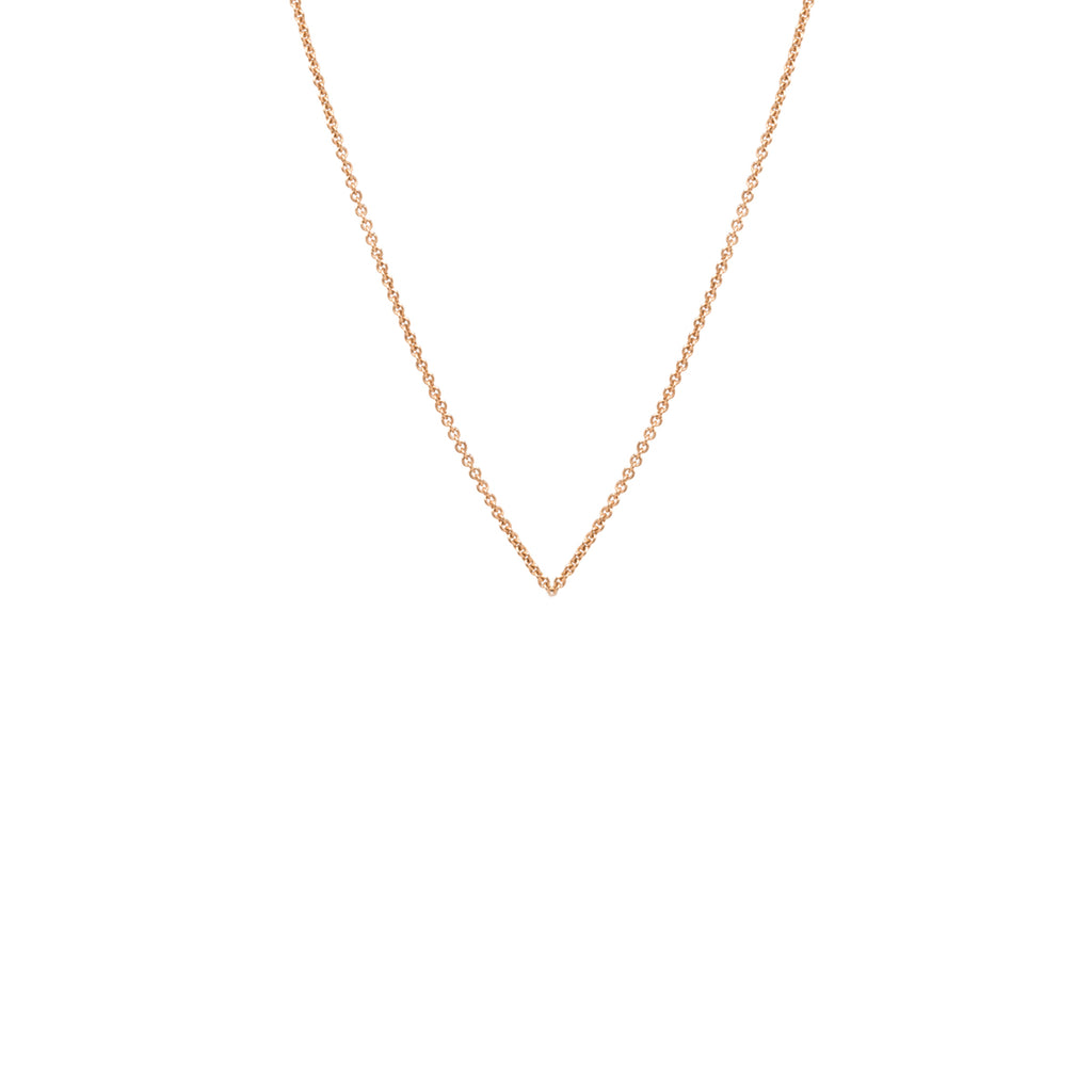 14k thicker cable chain
