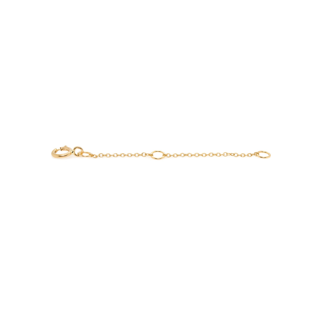 "14k gold 2"" necklace extender"