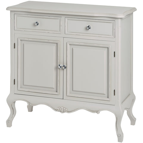 Flo Two Drawer Dresser with Two Cupboards - MEEKNEST