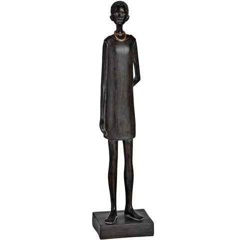 Girl Figurine - MEEKNEST
