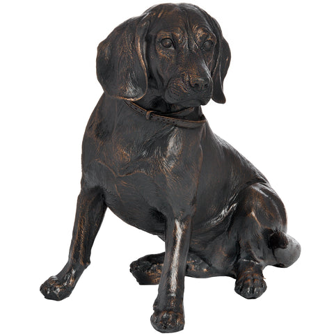 Spaniel in Antique Bronze - MEEKNEST