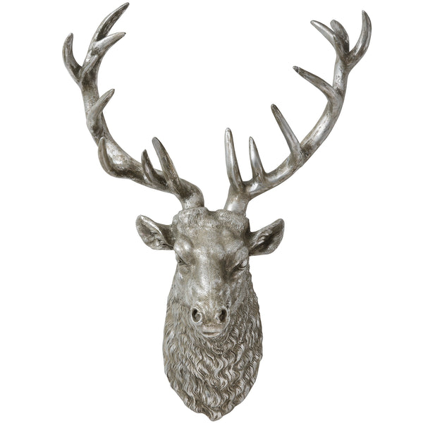 Huge Silver Stag