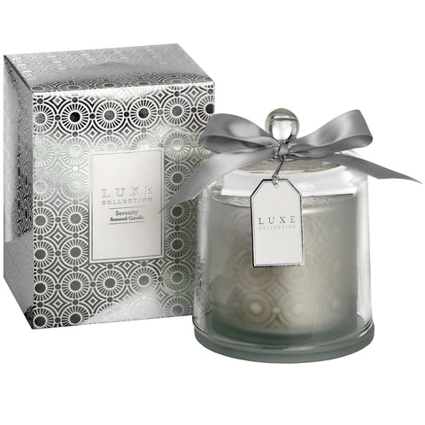 Luxury Serenity Candle With Cloche - MEEKNEST
