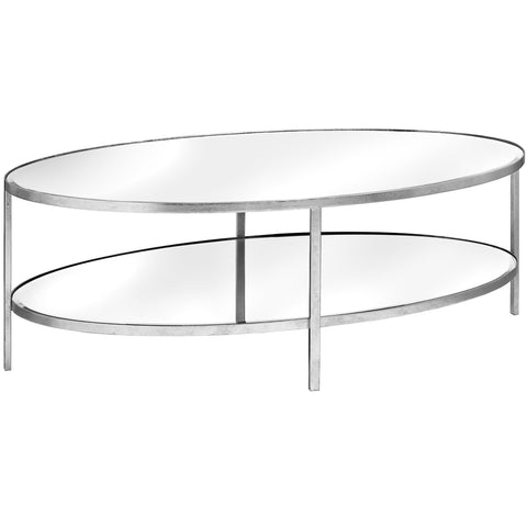 Lucy Large Oval Coffee Table - MEEKNEST