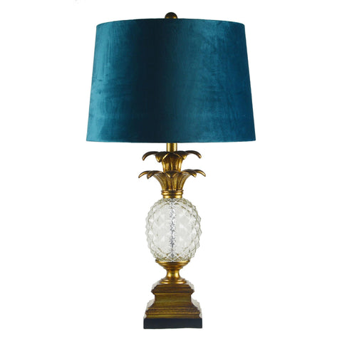 Island 2 Pineapple Table Lamp - MEEKNEST