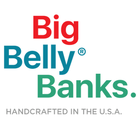 Big Belly Banks Official Handcrafted Unique Children S