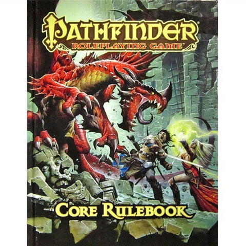 Pathfinder: Core Rule Book
