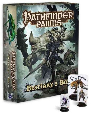 Pathfinder Pawns Bestiary 3 Box