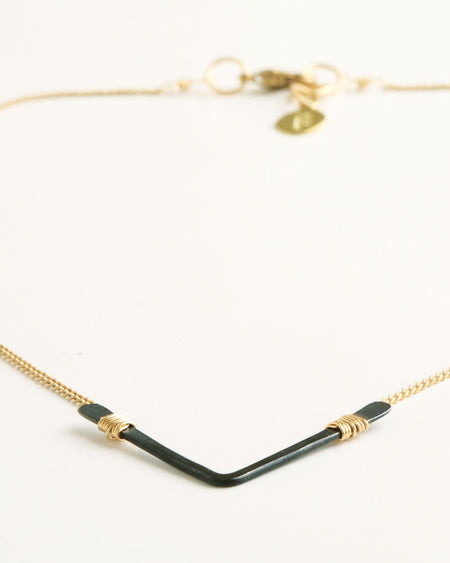 Sky Long Necklace