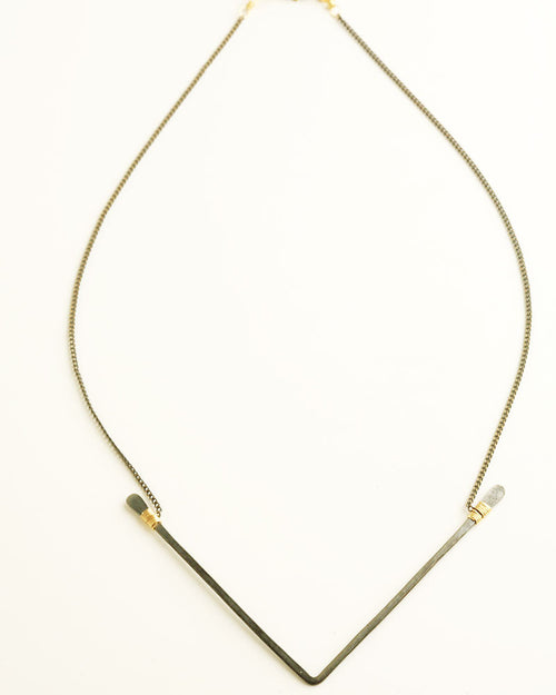 Ives Antique Necklace