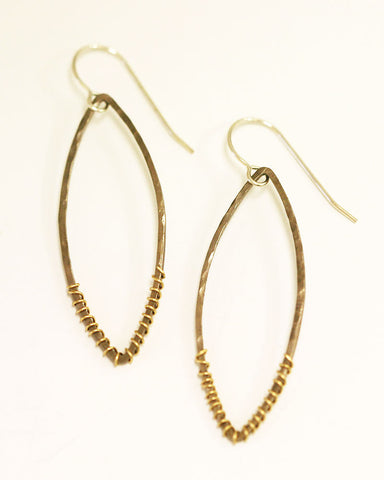 Marquee Gold Earrings