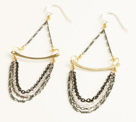 Bella Antique Earrings