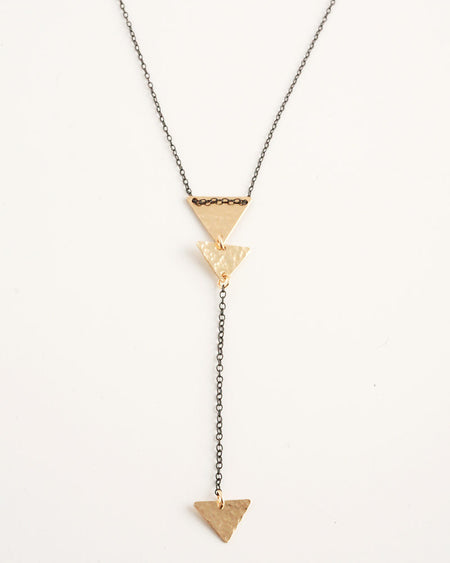 Tilda Gold Necklace