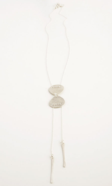 Trini Silver Necklace