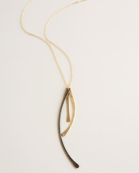 Cloister Gold Necklace
