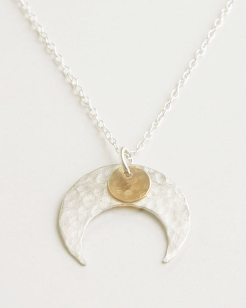 Claw Silver Necklace