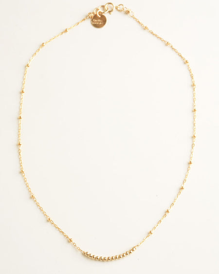 Tammy Gold Necklace