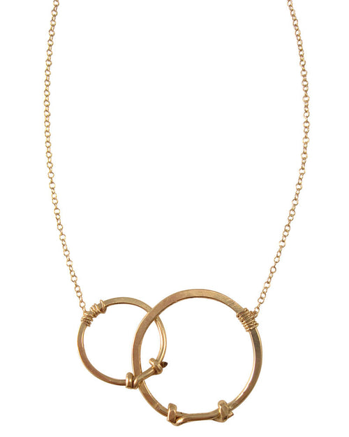 Bond Gold Necklace