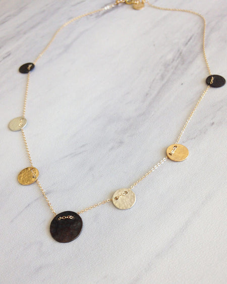 Ella Gold Necklace