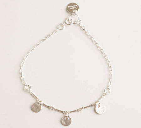 Tammy Silver Necklace