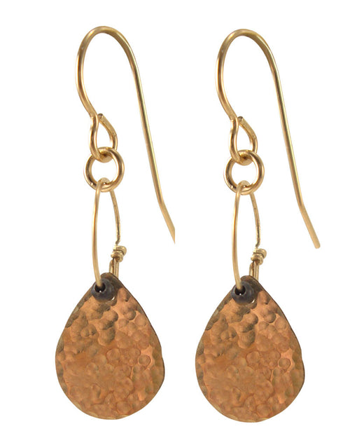 Joyful Gold Earrings