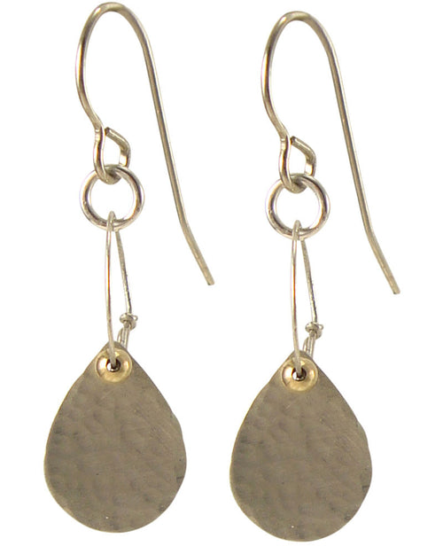 Joyful Silver Earrings