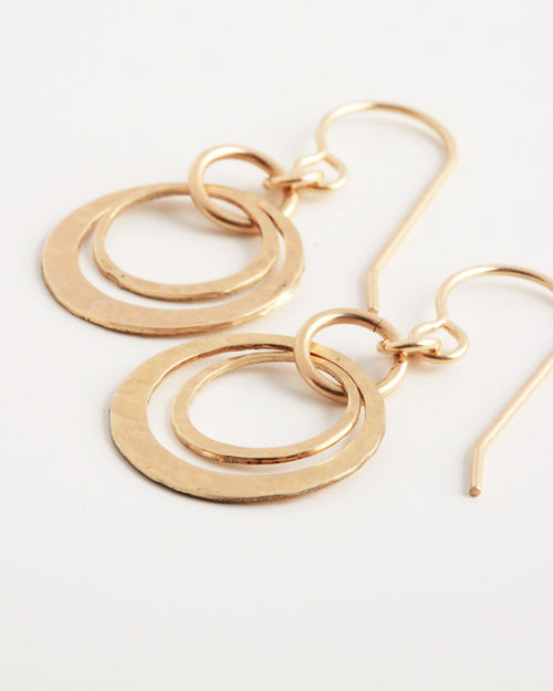 Destination Gold Earrings