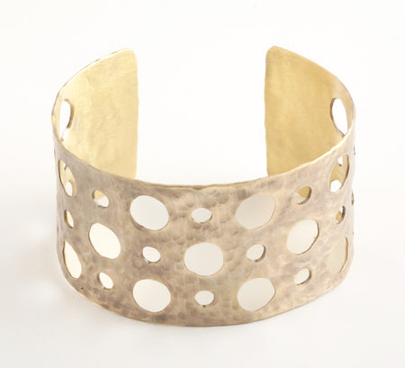 Groove Antique Cuff
