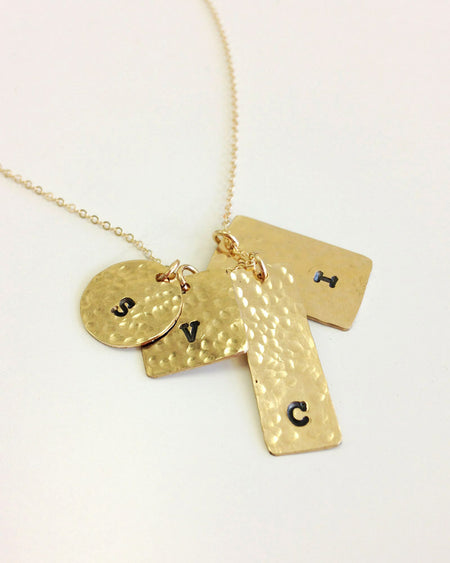 Dublin Gold Necklace
