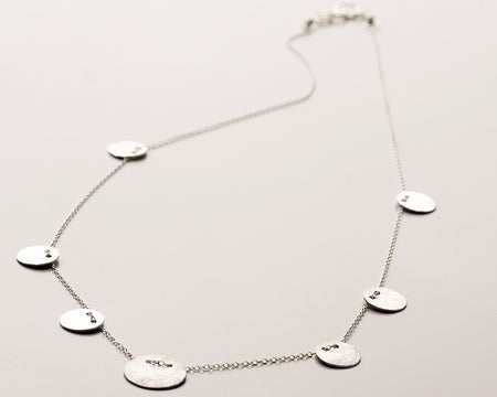 Daylight Silver Necklace