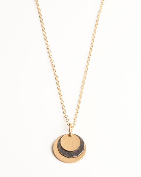 Daylight Gold Necklace