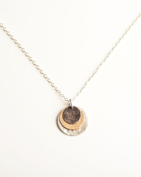 Delicate Initial Gold Necklace