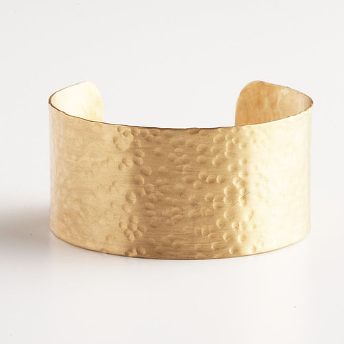 South Pacific Gold Cuff