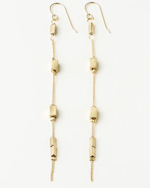 Lisa Gold Earrings