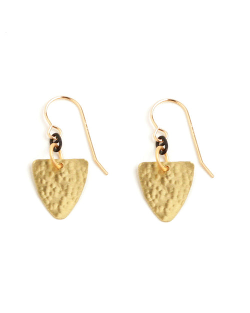 Cloister Gold Earrings