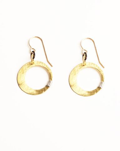Solstice Gold Earrings